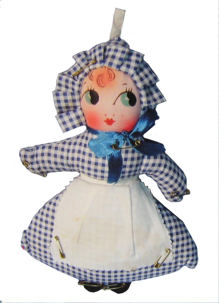 Pincushions Doll